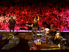Bruce Springsteen & The E Street Band at L.A. Coliseum