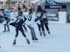 LA Kings Holiday Ice at Westfield Topanga & The Village