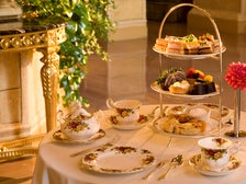 Afternoon Tea in the Rendezvous Court at the Millennium Biltmore