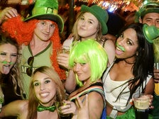 St. Patrick's Day Street Festival at Casey's Irish Pub