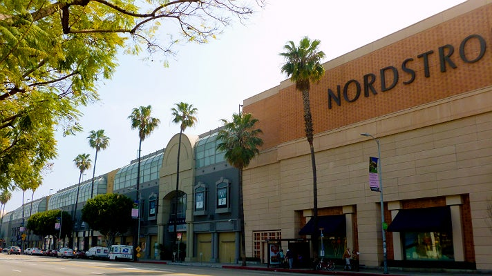 """Westside Pavilion from """"Clueless"""""""