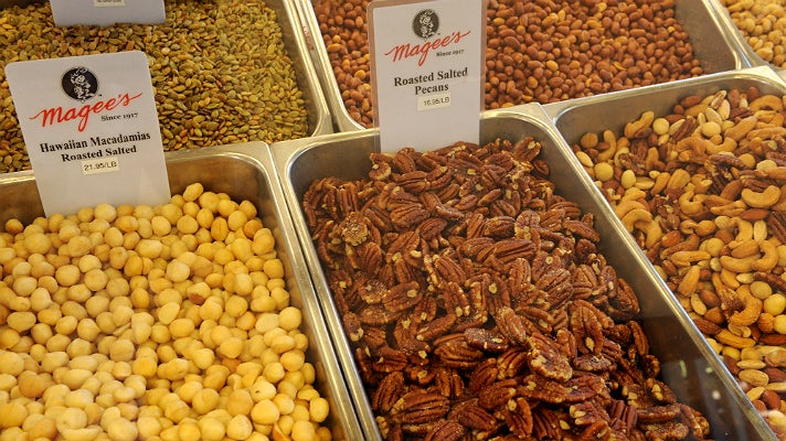 Magee's House of Nuts at The Original Farmers Market