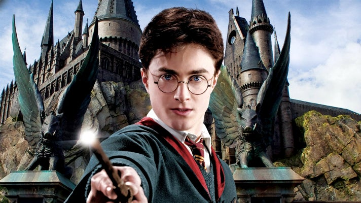 """The Wizarding World of Harry Potter"" at Universal Studios Hollywood"