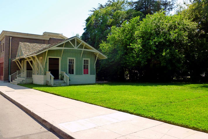 """Ravenswood Park in """"Pretty Little Liars"""""""