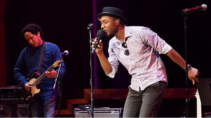 Ford Theatres Signature Series with Aloe Blacc