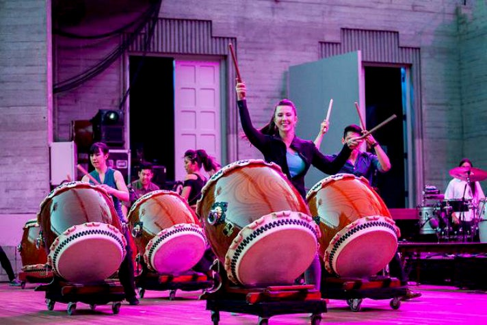Taiko Project at Ford Theatres