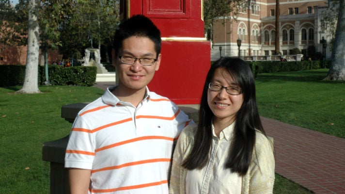 Los Angeles Through a Chinese Lens: William Chen and Jenny Xu