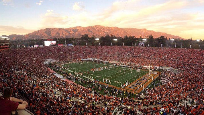 100th Rose Bowl Game at Rose Bowl Stadium