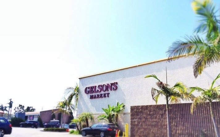 Gelson's Market in Pacific Palisades