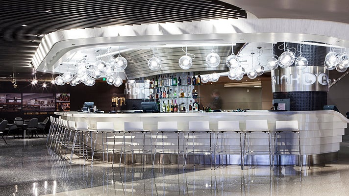 Drink LA at LAX Tom Bradley International Terminal