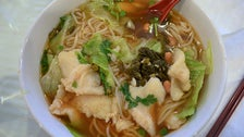 Guilin noodles at Gui Lin Cuisine
