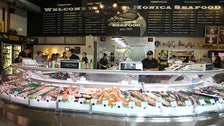 Santa Monica Seafood Market and Café