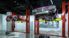 Customization Gallery at Petersen Automotive Museum
