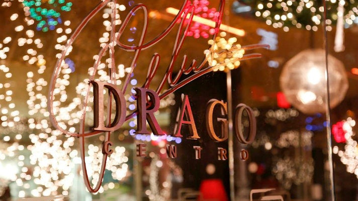Christmas at Drago Centro