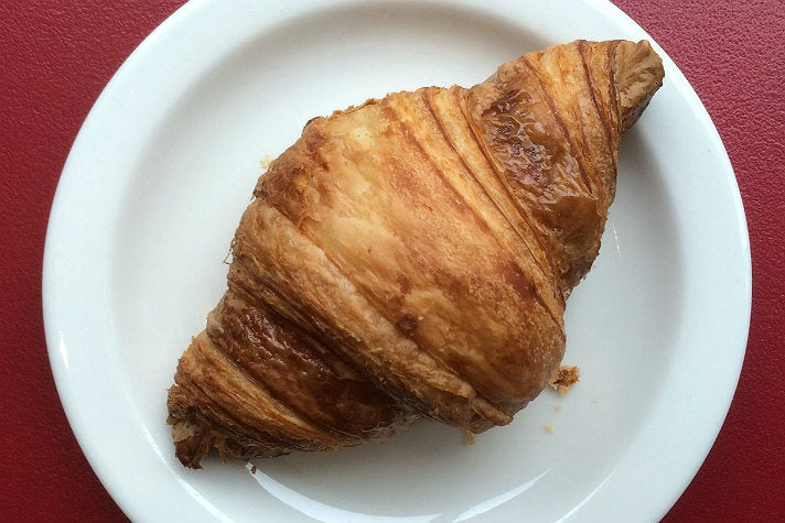 Croissant at Proof Bakery