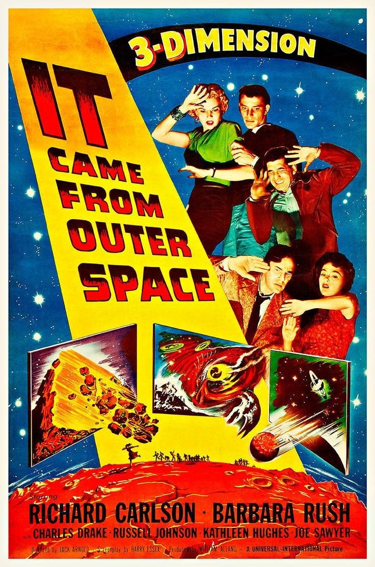 """""""It Came From Outer Space"""" in 3-D at Heritage Square Museum"""