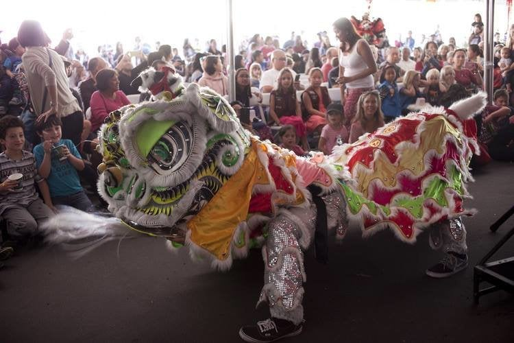 Lunar New Year Festival at USC Pacific Asia Museum